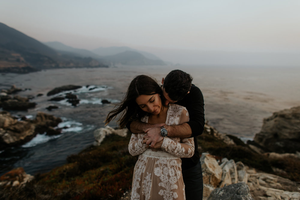Big Sur California Engagement Session  - Chad + Amanda - Trin Jensen Photography-189.jpg