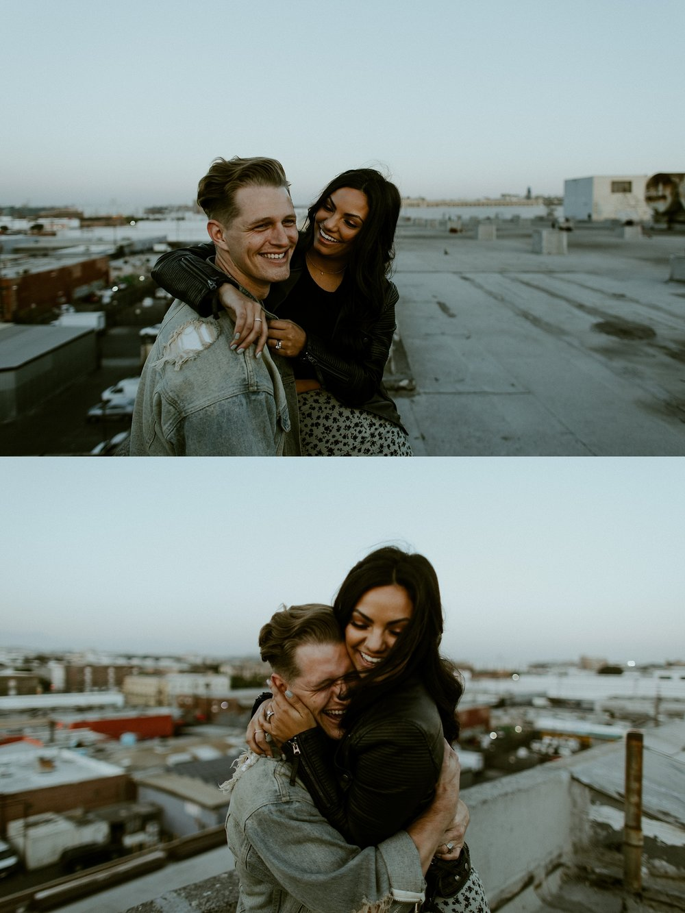 DTLA Rooftop Engagement Session by Trin Jensen Photography  - Los Angeles Wedding Photographer_0042.jpg