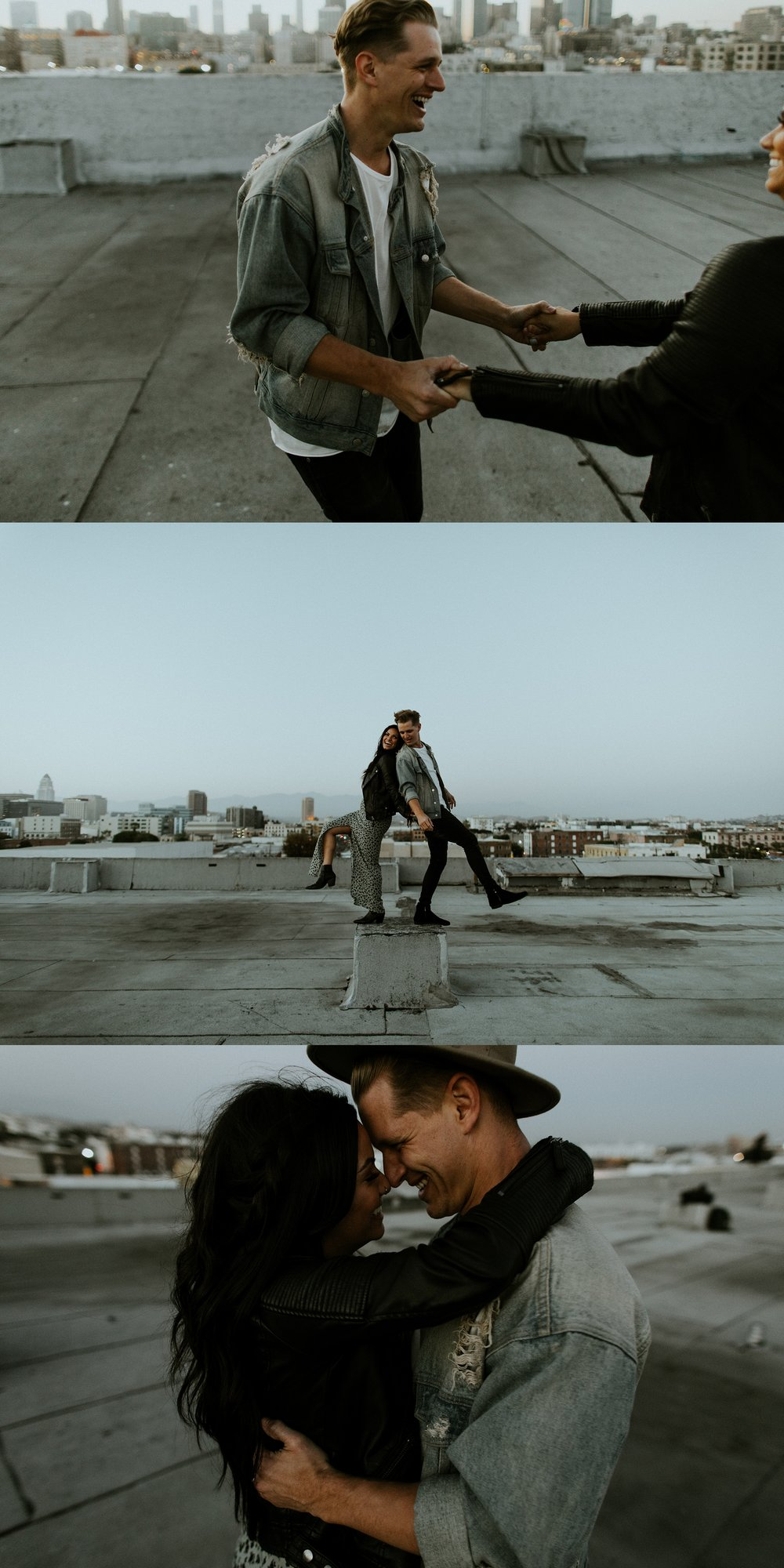 DTLA Rooftop Engagement Session by Trin Jensen Photography  - Los Angeles Wedding Photographer_0047.jpg