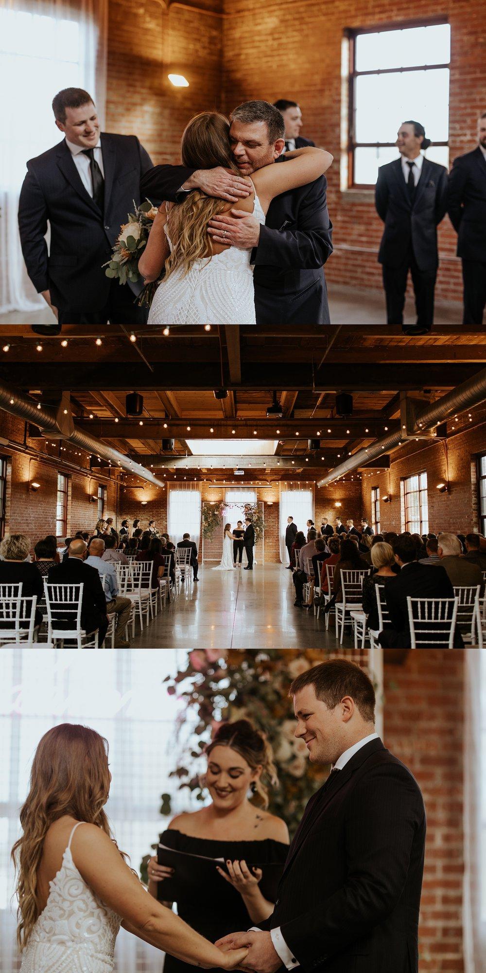 The Omar Arts and Events Center Wedding in Midtown Omaha Nebraska  - Trin Jensen Photography_0027.jpg