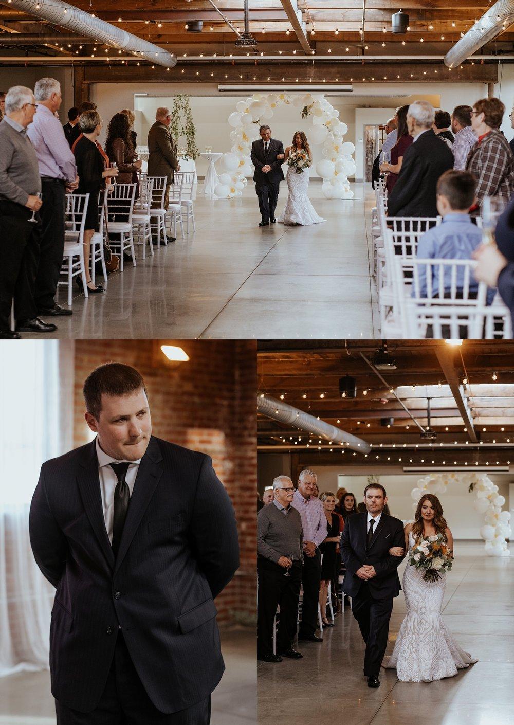 The Omar Arts and Events Center Wedding in Midtown Omaha Nebraska  - Trin Jensen Photography_0026.jpg