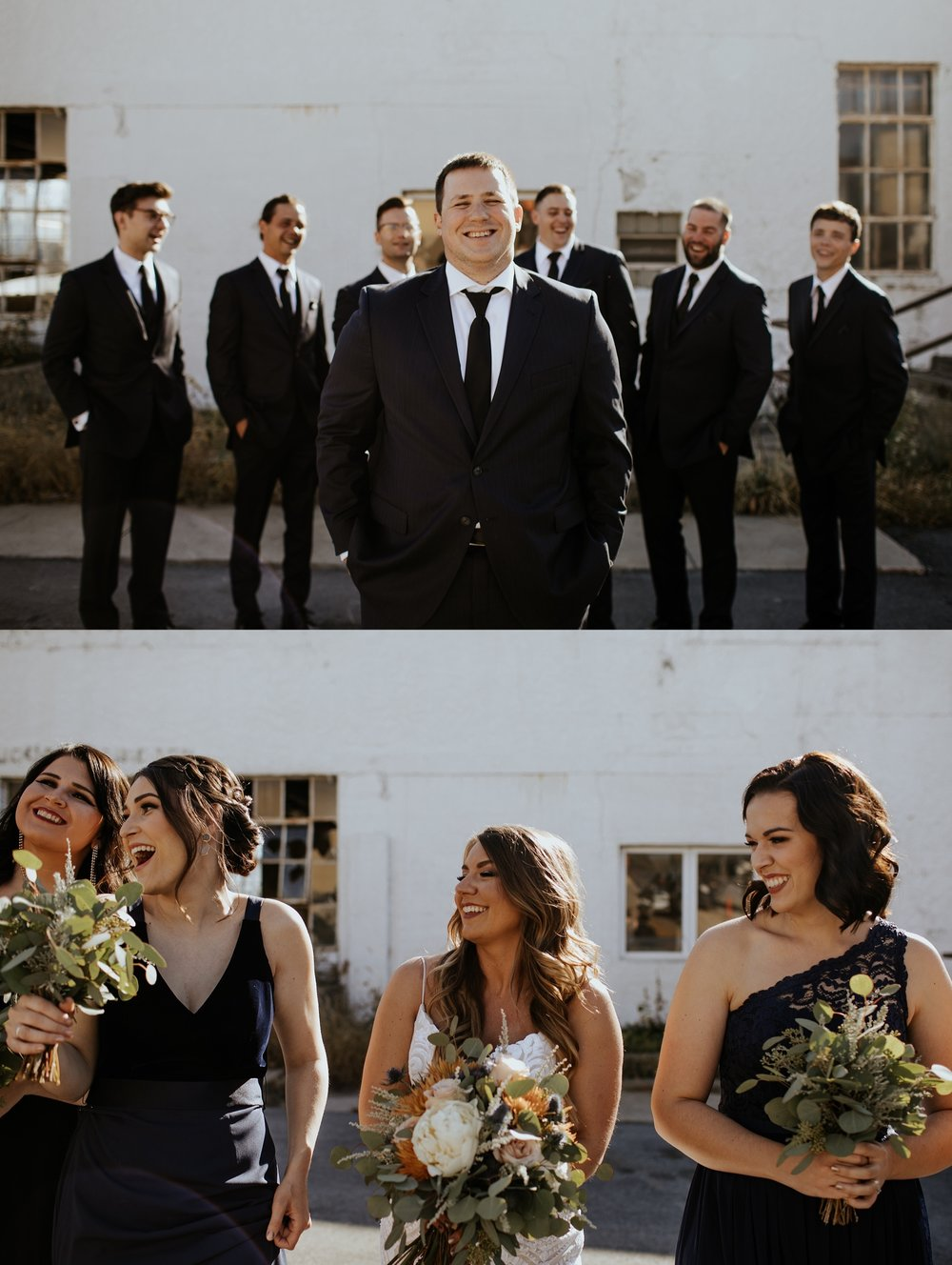 The Omar Arts and Events Center Wedding in Midtown Omaha Nebraska  - Trin Jensen Photography_0017.jpg