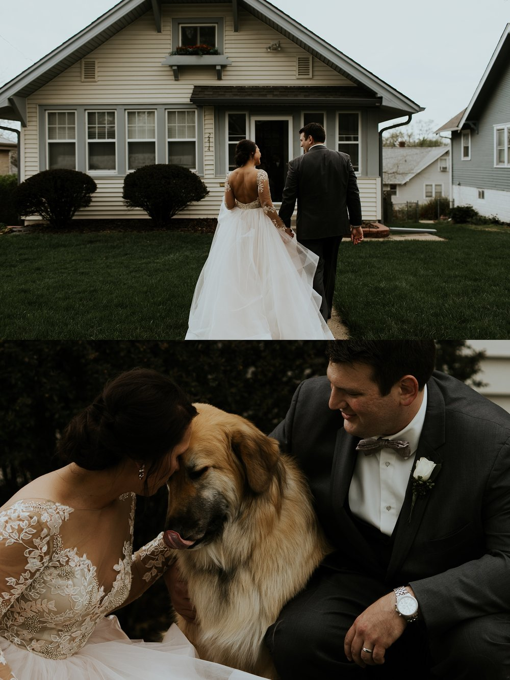 Romantic Lauritzen Gardens Omaha Wedding  - Trin Jensen Photography_0012.jpg