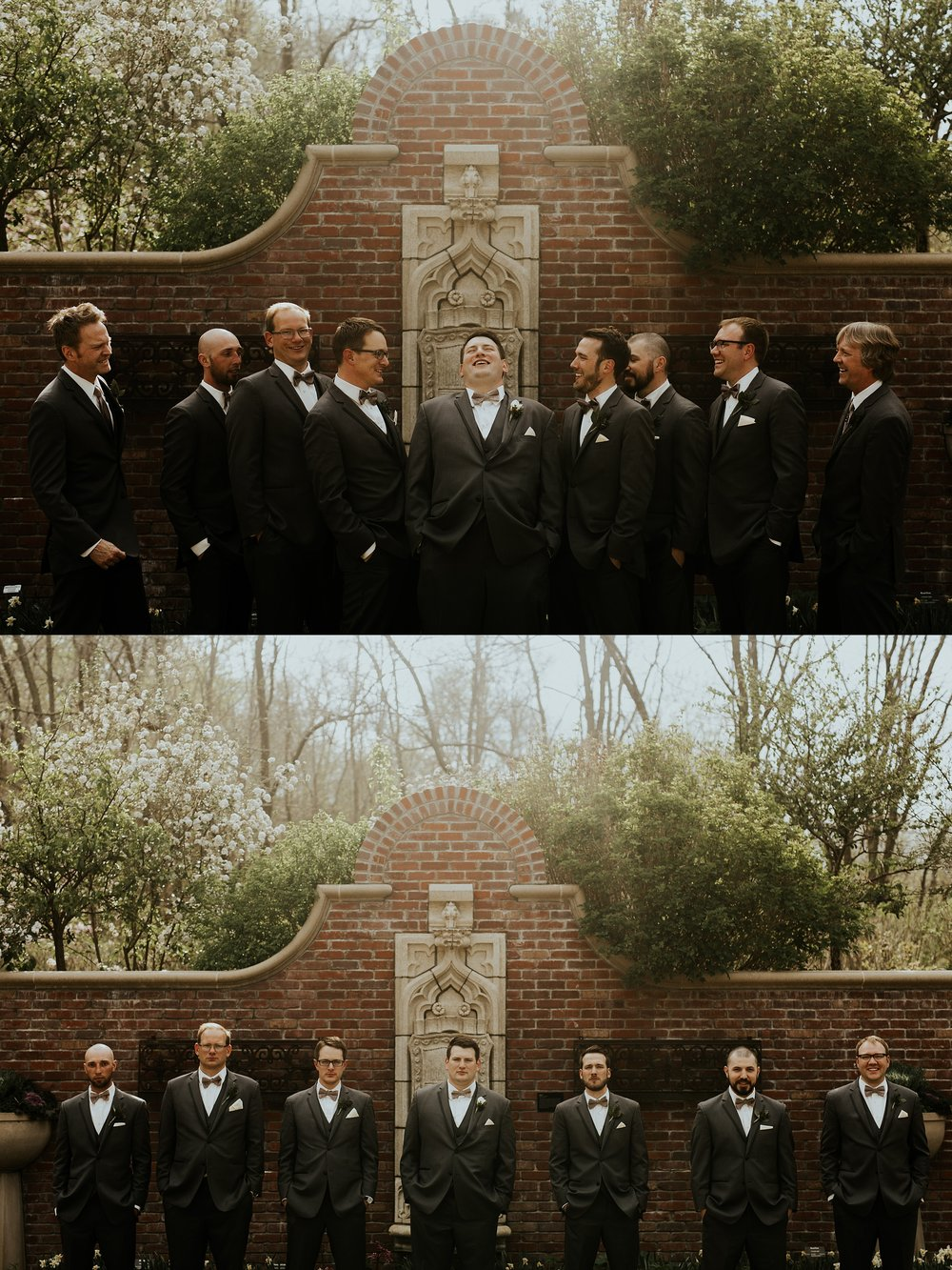 Romantic Lauritzen Gardens Omaha Wedding  - Trin Jensen Photography_0016.jpg