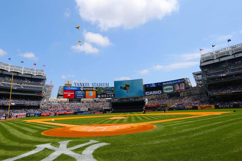 Yankee Stadium - Courtesy USA Today