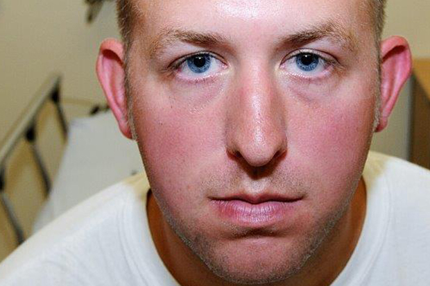 Darren Wilson - courtesy of Salon.com