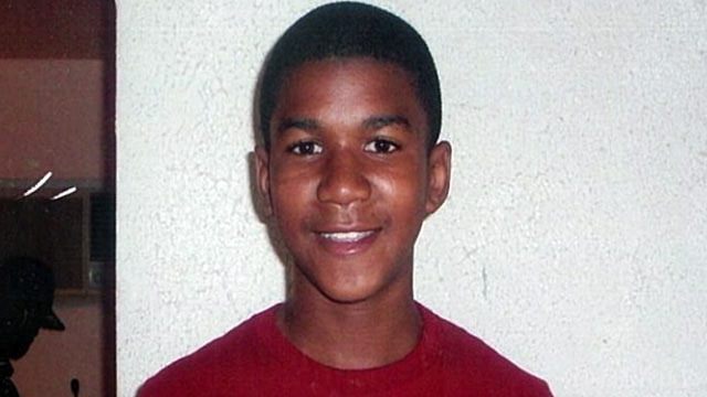 Trayvon Martin - courtesy of Abcnews.go.com