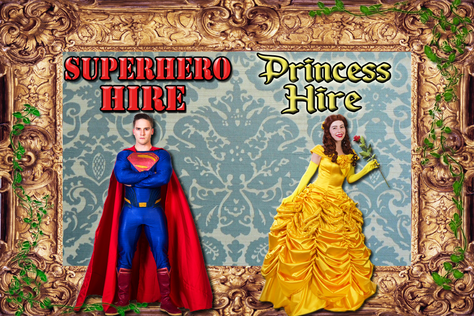 Enchanted Heroes Kids Parties