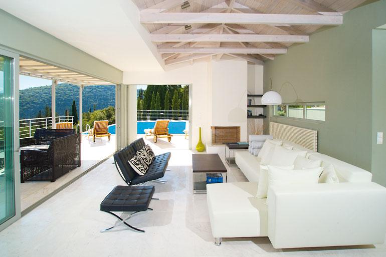 Villa Sterna, Kefalonia, Greece