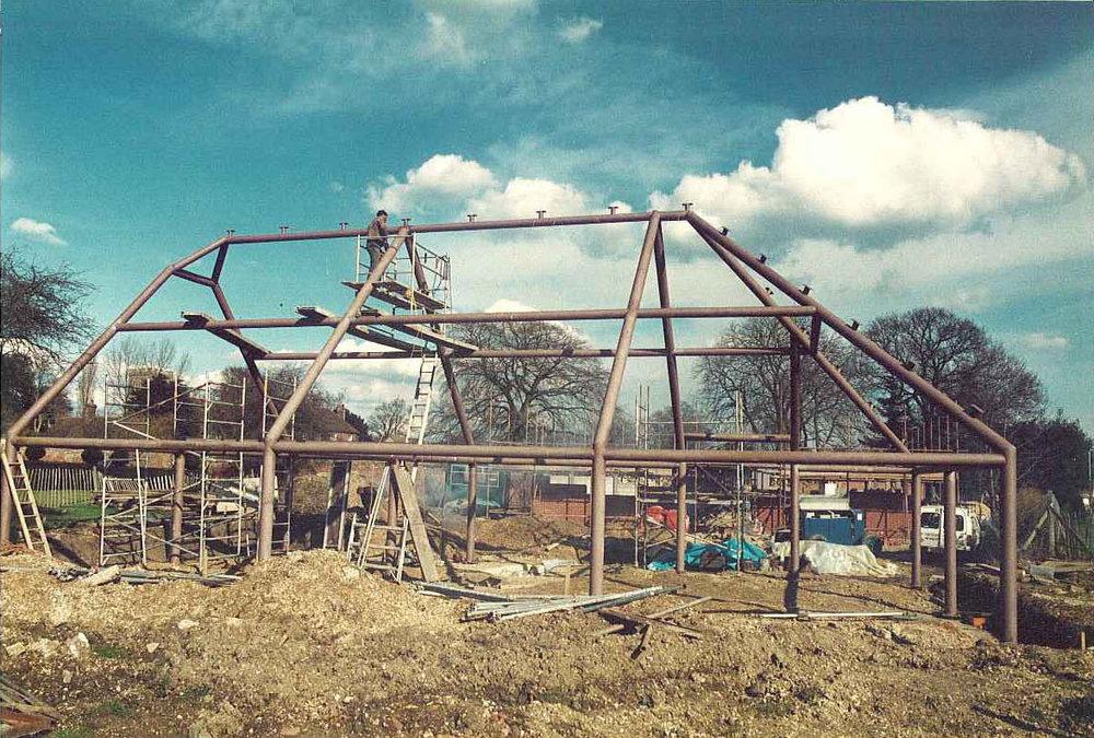 Barns, Newbury