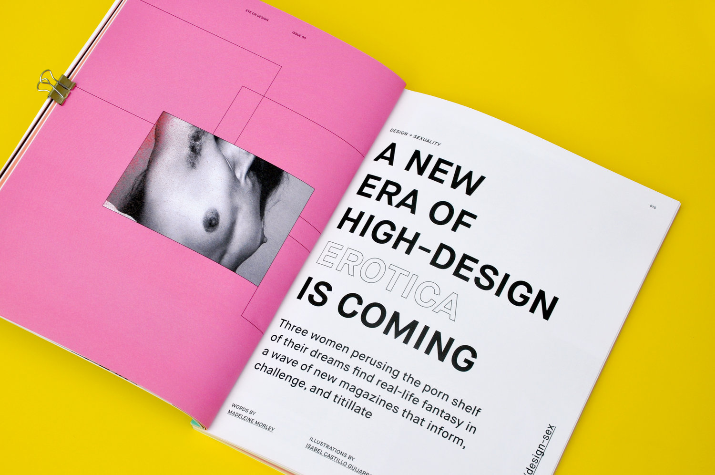 eye on design magazine - Design For Magazine