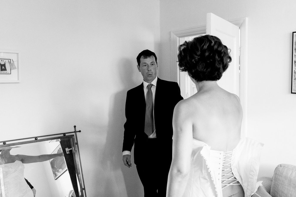 Josh Tomalin Wedding Photographer ooh look at you