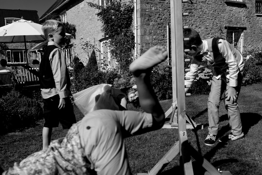 Josh Tomalin Wedding Photographer limbo