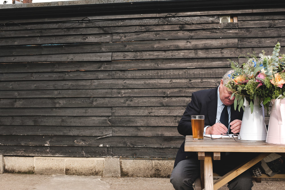 Josh Tomalin Oxford Documentary Wedding Photographer