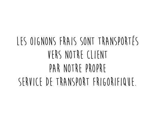 eigen transport