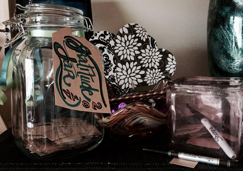 2017 Gratitude Jar