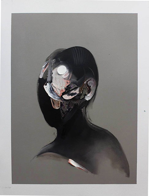Ryan Hewett, Titanium White Highlight, 2016.jpg