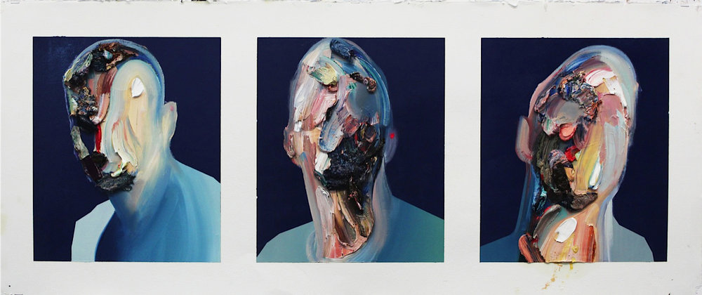 Ryan Hewett, Moldered Self Portraits, 2016.jpg
