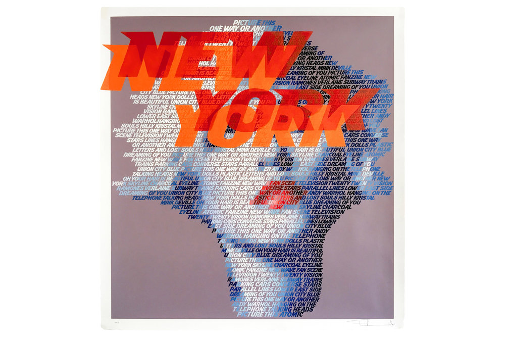 'Poem For New York'
