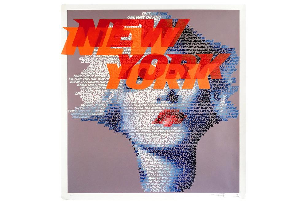 'Poem For New York'