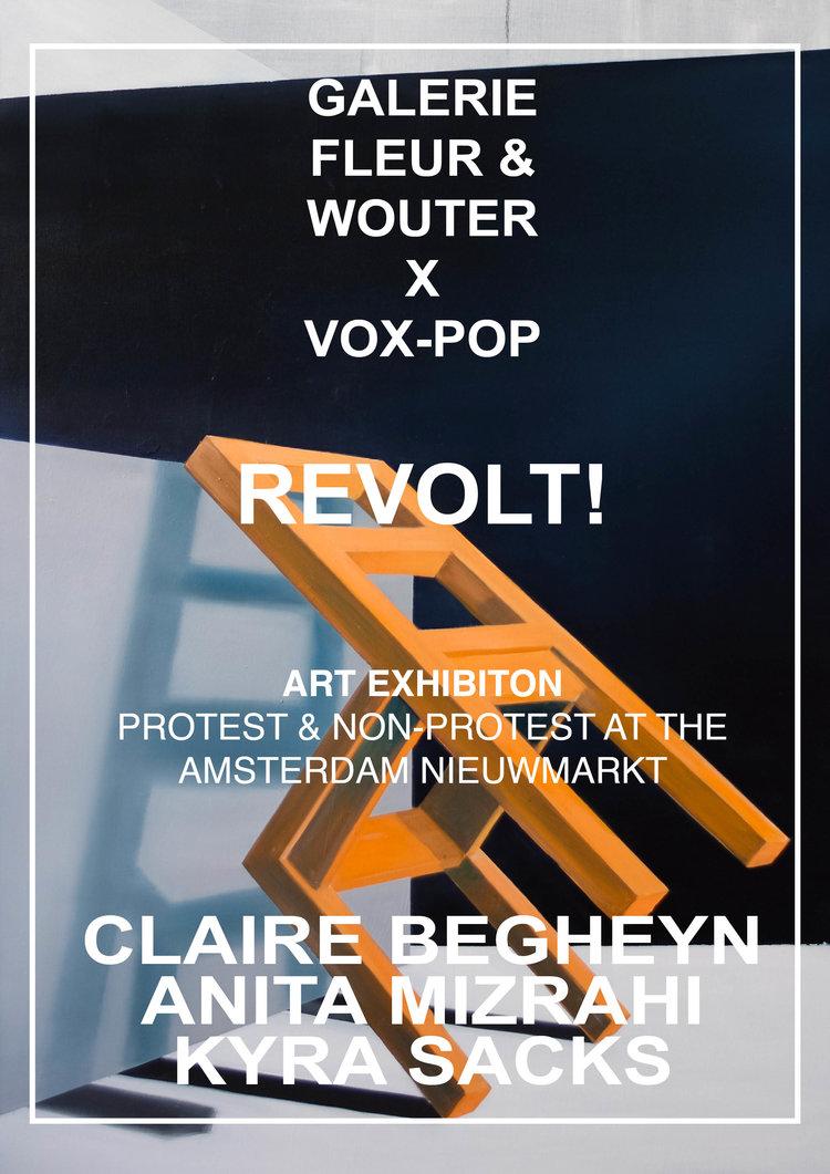 Revolt Galerie Fleur Wouter