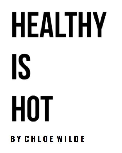 Healthy Is Hot