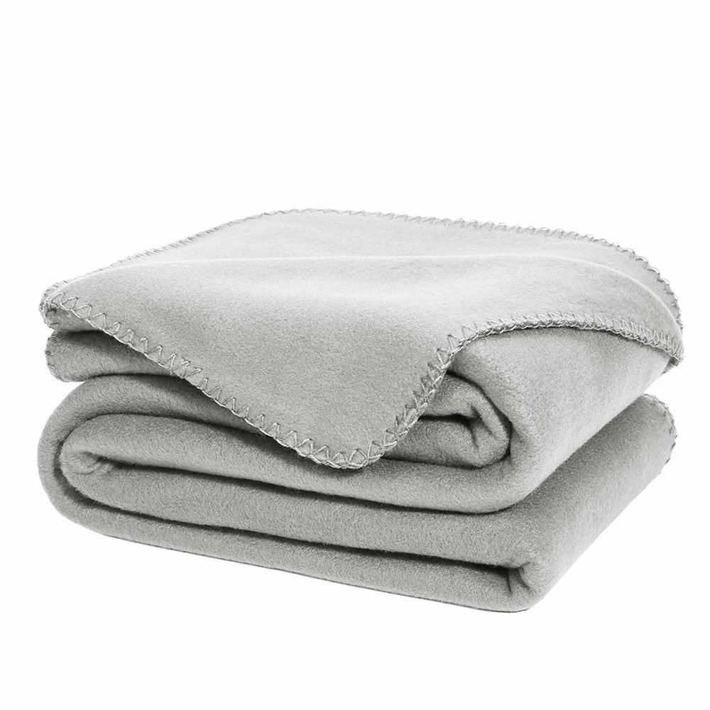 Home and Plan Turkish Cotton Bath Towel Set - Pack of 8