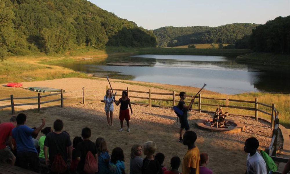 Lake-Valley-Camp-Our-Locations-Milwaukee-Boscobel-Wisconsin-Nature-Youth-Community-Summer-Program-Lake-Beach-Swimming