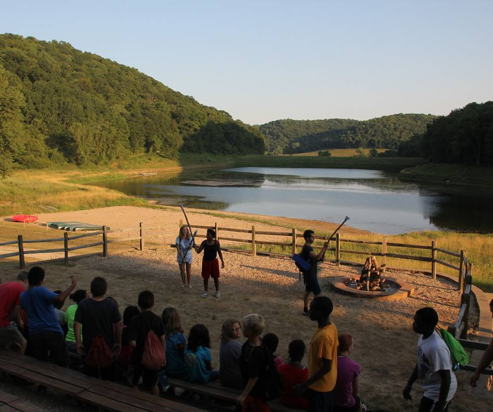Lake-Valley-Camp-Day-Youth-Summer-Program-Resident-Camp-Boscobel-Milwaukee-Wisconsin-Kids-Activities-Fun-Free-Scholarship-Campfire