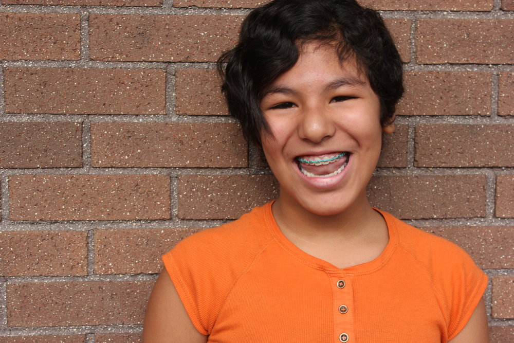 Anastasia   Anastasia Ramos, 12, attends Bruce Guadalupe Middle School. She is a Voyager at Lake Valley Camp. She is a believer in pushing personal boundaries. She enjoys reading, writing, learning about different societies, especially dystopian ones. Anastasia believes it's important to express yourself through creativity. Anastasia enjoys swimming and her favorite book is Divergent.