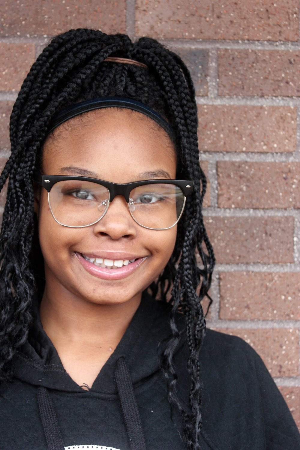 Ahnareiyah   I am Ahnareiyah Boatman. I go to Milwaukee College Prep Lloyd St. I got inspired to write poetry when my granny died. I write about what happens in my life.