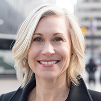 Jennifer Keesmaat Chief Planner, City of Toronto Green Infrastructure for a Resilient City