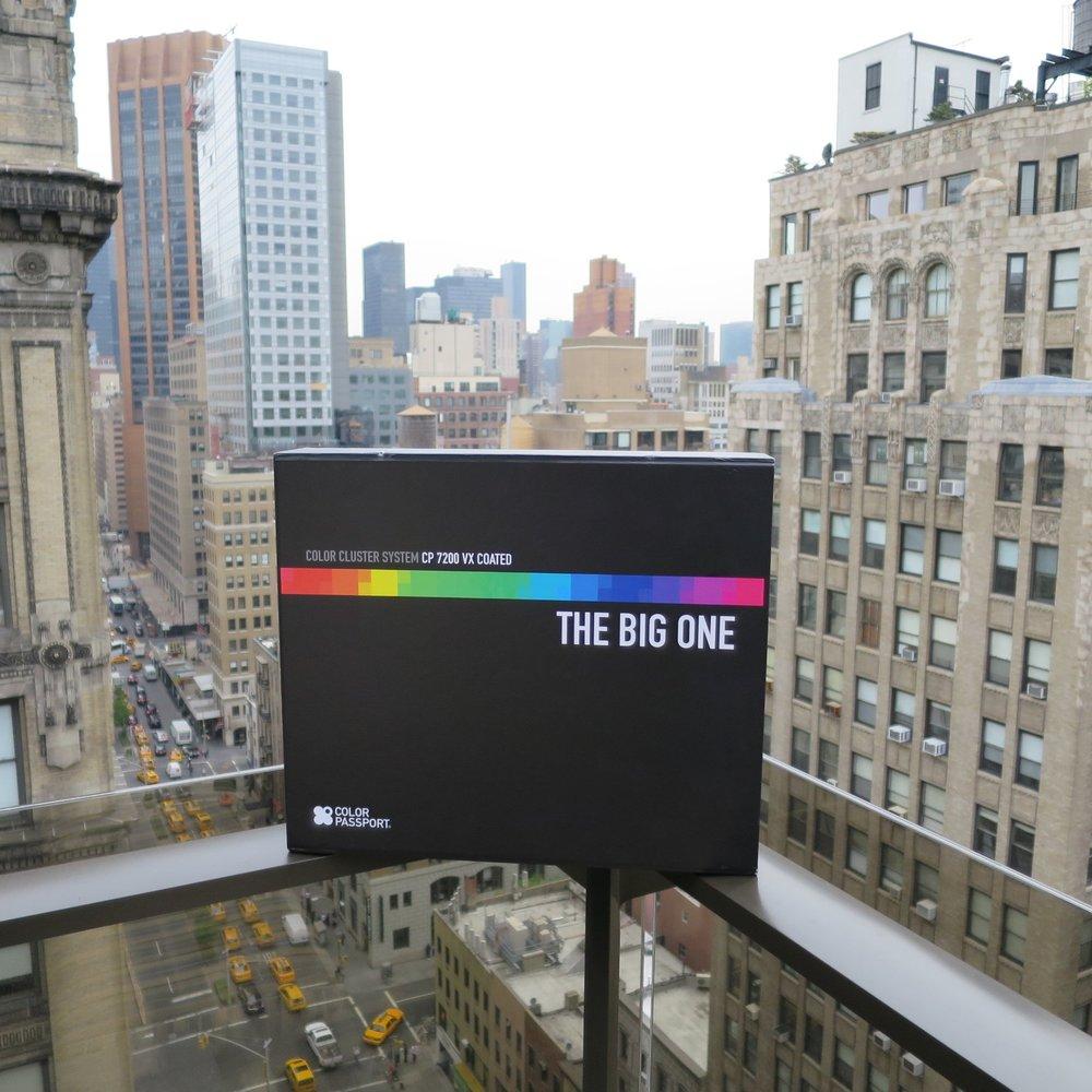 NORTH AMERICA   1177 Av.of the Americas, 7th floor New York NY 10036 USA  e-mail: newyork@colorpassport.com  tel: +1 917 780 7488
