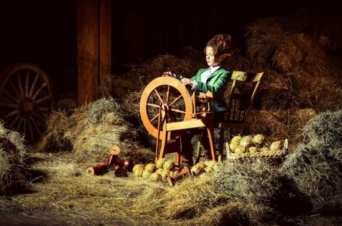 Rumpelstiltskin, by Chloe Barcelou