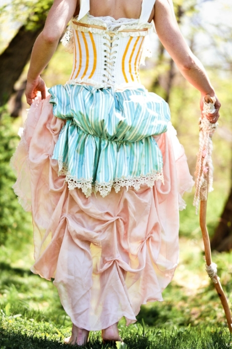 Little Bo Peep Costume by Chloe Barcelou