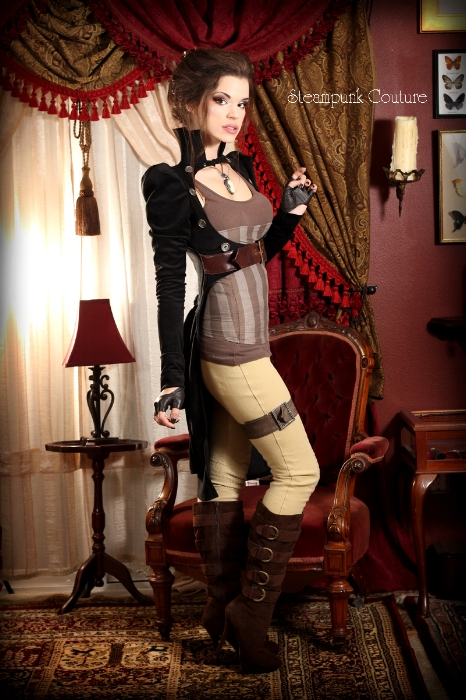 Photo by Steampunk Couture