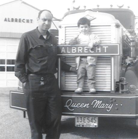 Ken & Mark Albrecht 1969