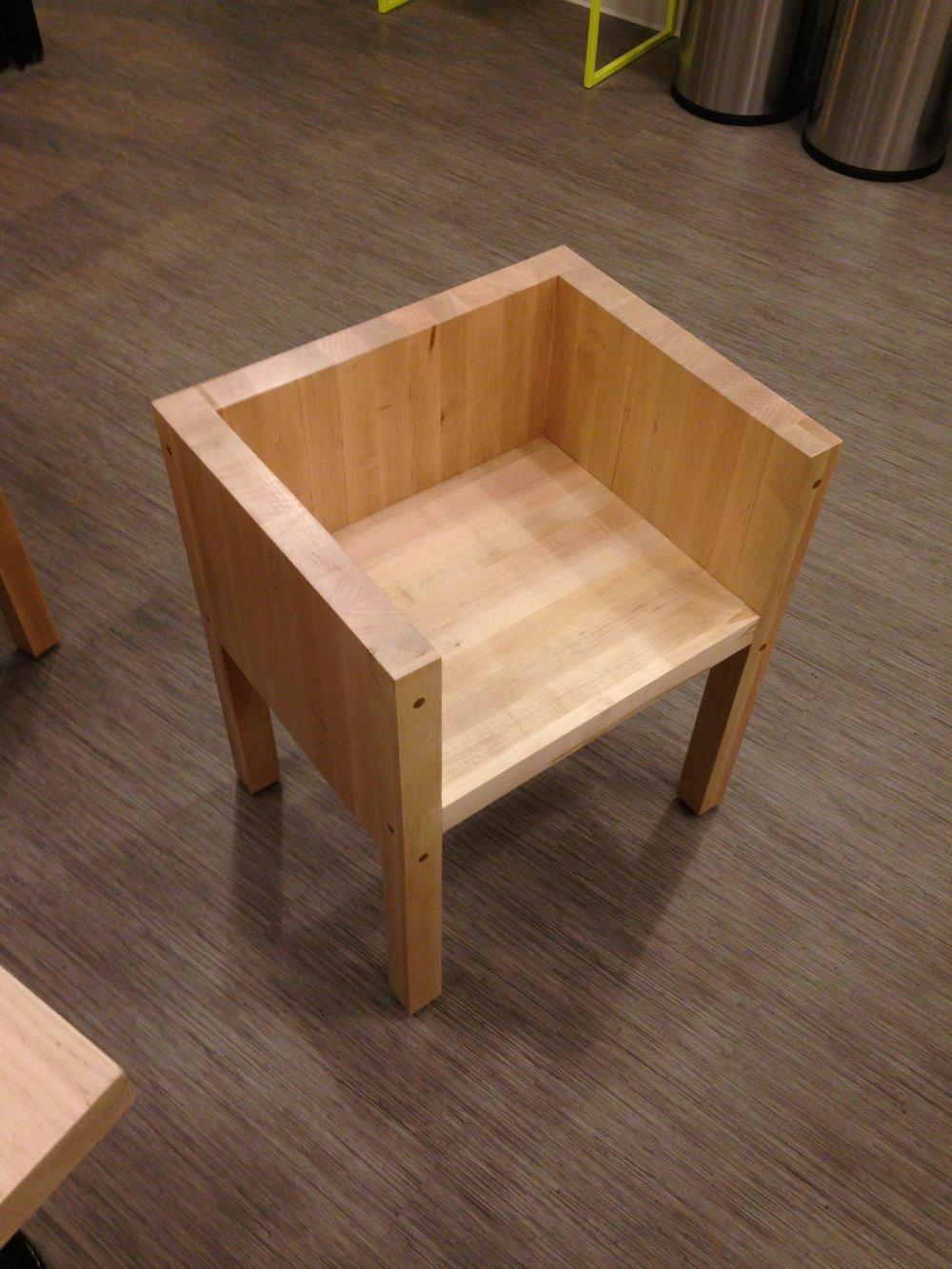 Cafe Chair John Paul Costello.JPG