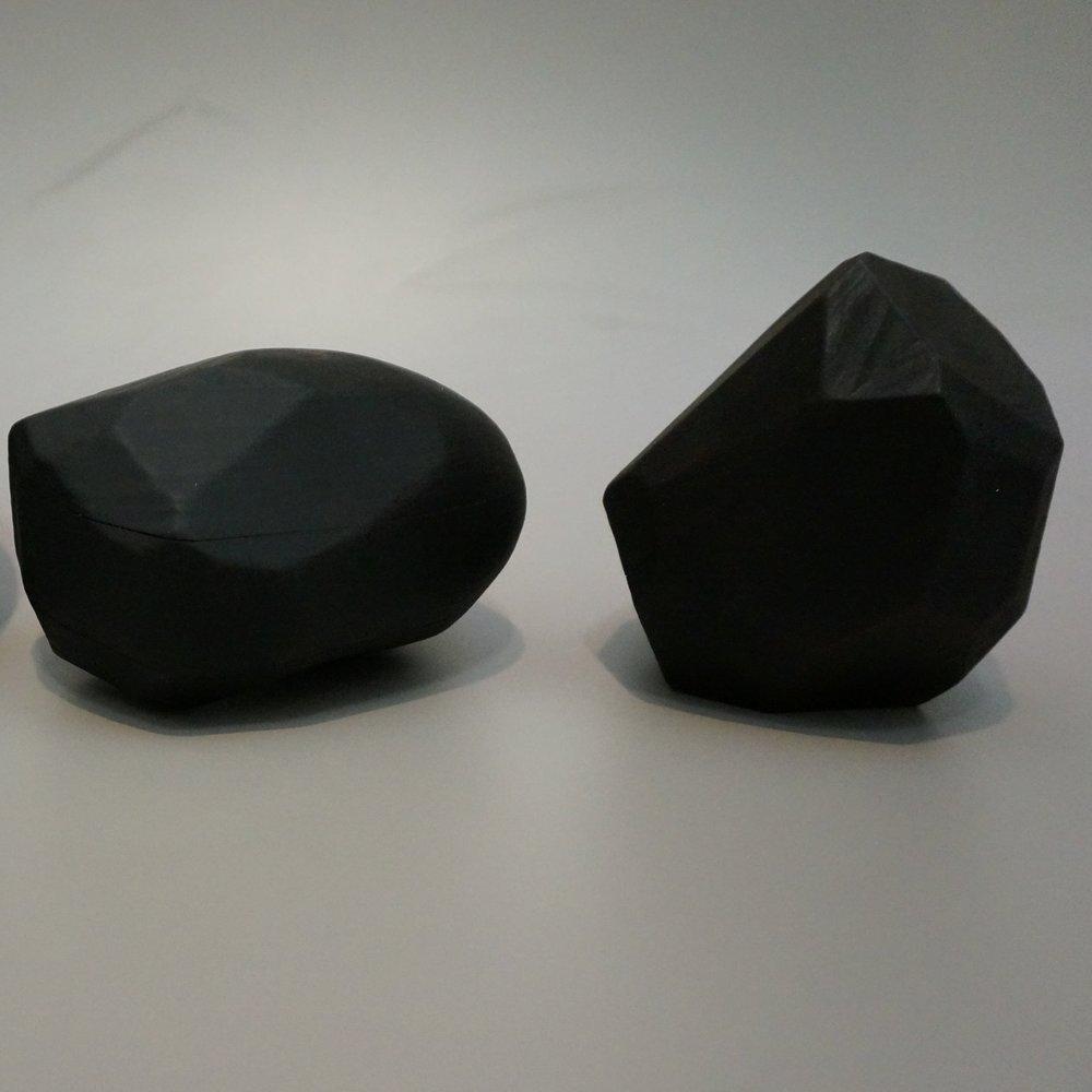 BLACK SHAPES -
