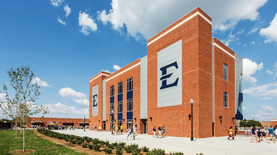 ETSU FOOTBALL FIELD