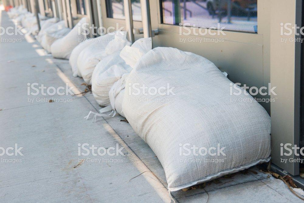 Copy of Sand Bagging