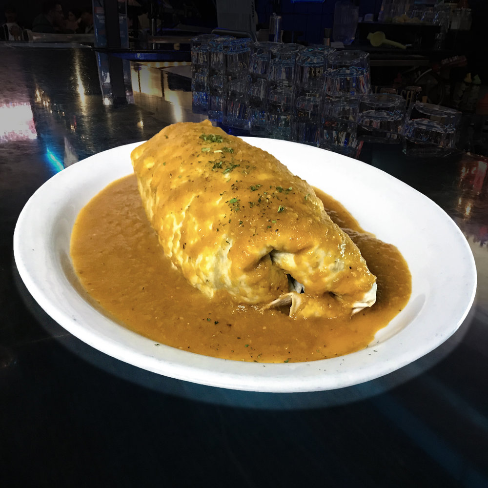 Wet Burrito (a la carte)