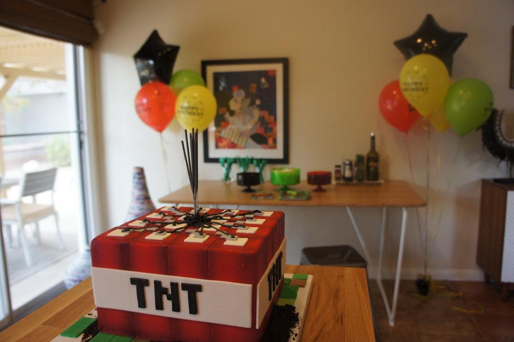 minecraft tnt cake.JPG