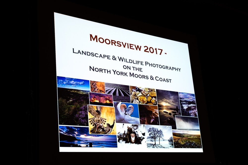 Moorsview Photography Seminar