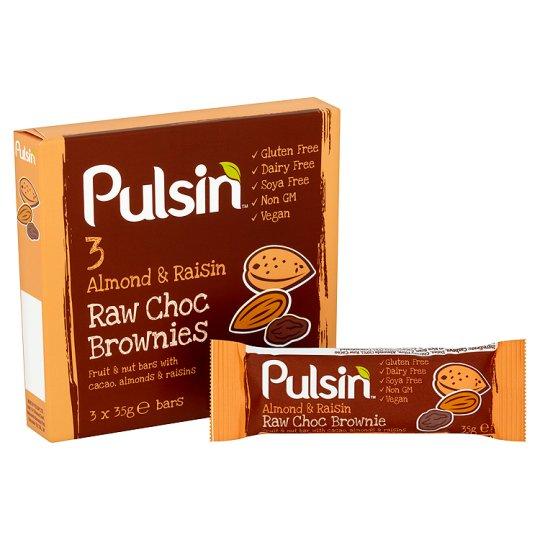 Pulsin Raw Bars