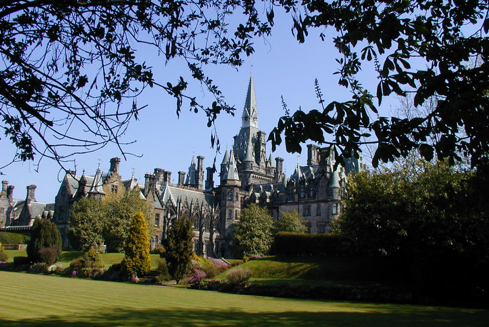 Fettes College will host our first holiday, from 2018 onwards
