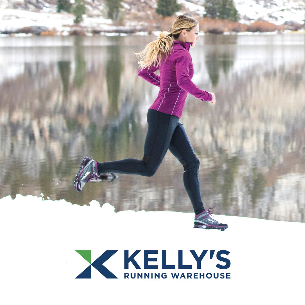 Kelly's Running Warehouse  CREATIVE DIRECTION | STRATEGY | UX DESIGN