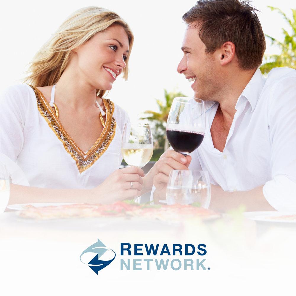 Rewards Network Partners   UI DESIGN | WEB DESIGN