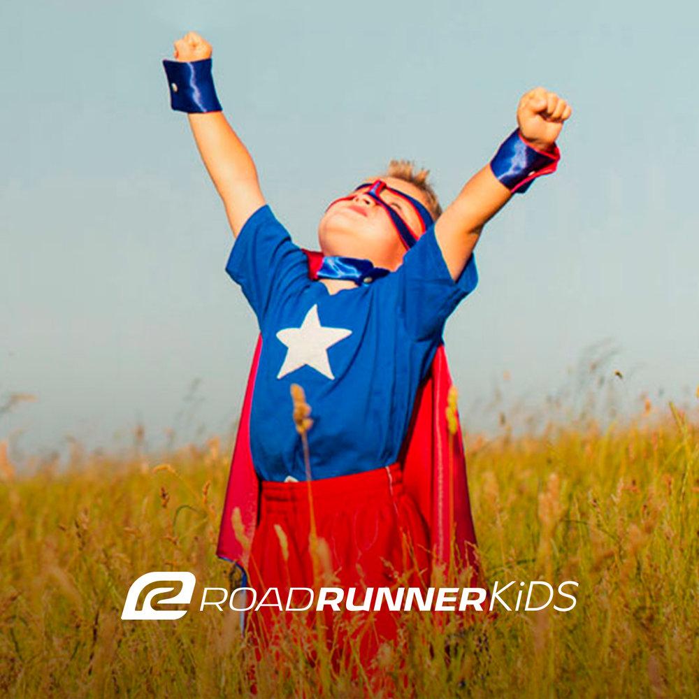 Road Runner Kids  CREATIVE DIRECTION   UX DESIGN   BANNERS