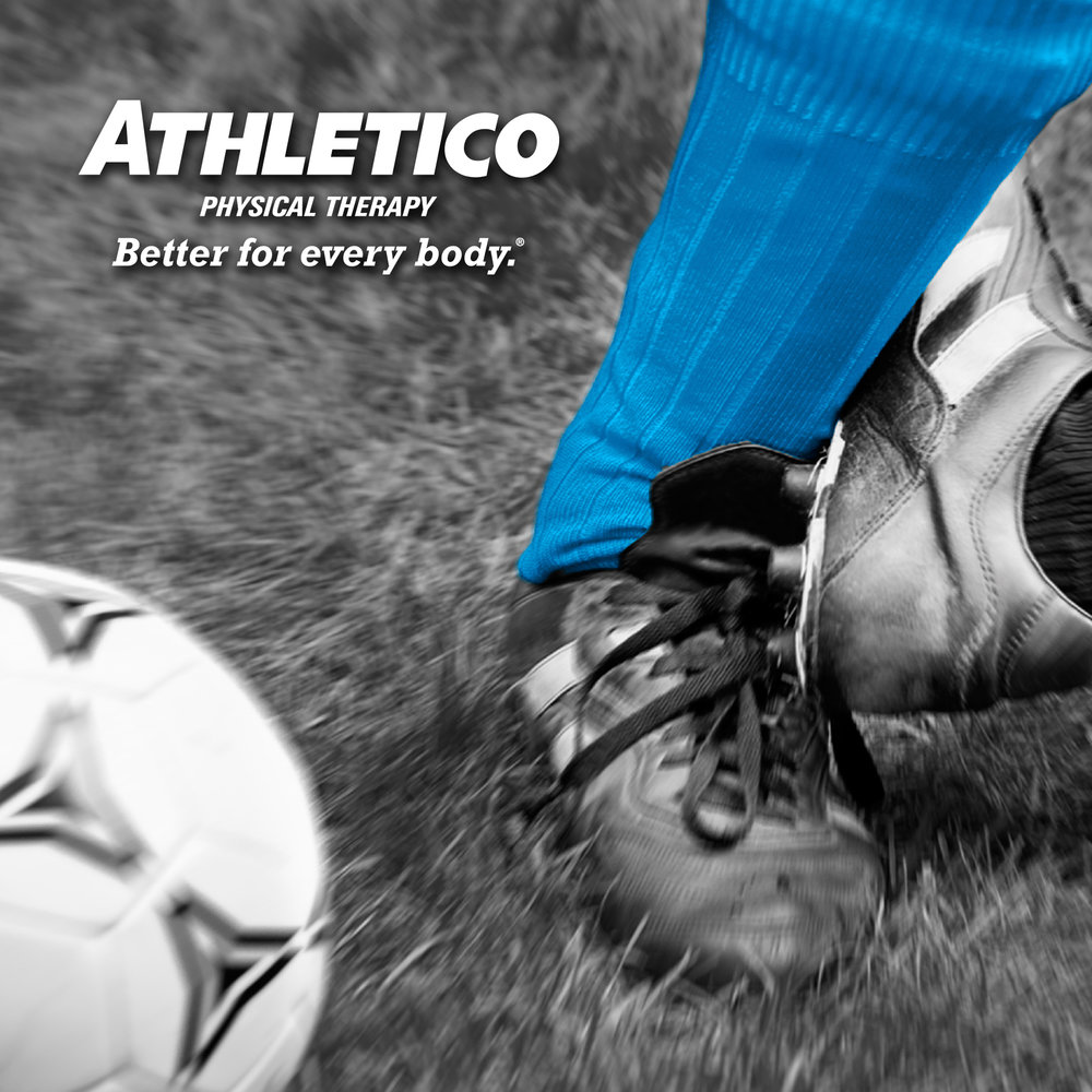 Athletico Physical Therapy  PRINT DESIGN